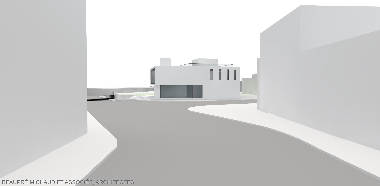 Maison des jeunes La Galerie - Étude d'implantation