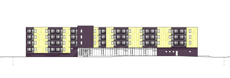 Habitations Lachine - Photomontage