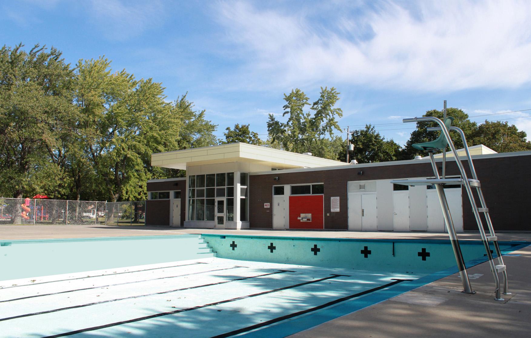 Beaupr michaud et associ s architectes for Construction piscine nord