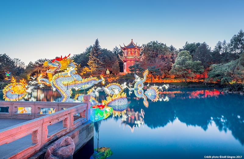 Jardin de chine jardin botanique de montr al - Jardin botanique de montreal heures d ouverture ...