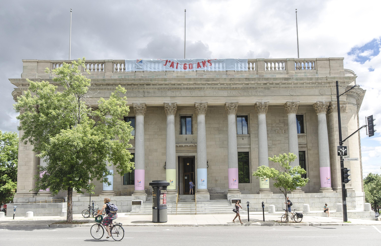 Édifice Gason-Miron - restauration de la façade en pierre